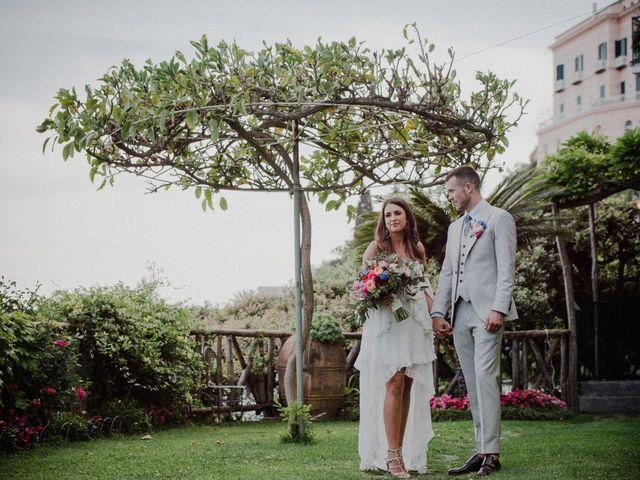 Il matrimonio di Joshua e Sally a Amalfi, Salerno 2