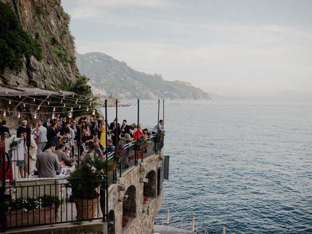 Il matrimonio di Joshua e Sally a Amalfi, Salerno 38