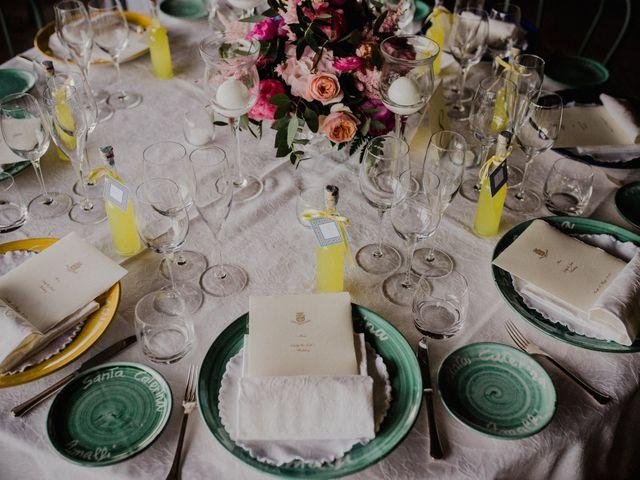 Il matrimonio di Joshua e Sally a Amalfi, Salerno 41