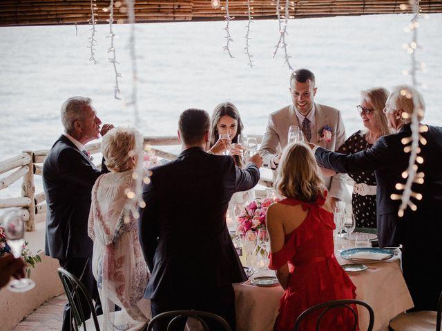 Il matrimonio di Joshua e Sally a Amalfi, Salerno 46