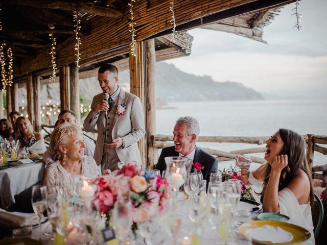 Il matrimonio di Joshua e Sally a Amalfi, Salerno 47