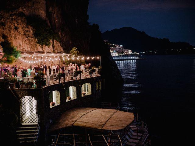 Il matrimonio di Joshua e Sally a Amalfi, Salerno 49