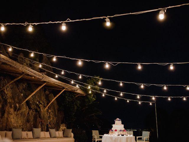 Il matrimonio di Joshua e Sally a Amalfi, Salerno 50