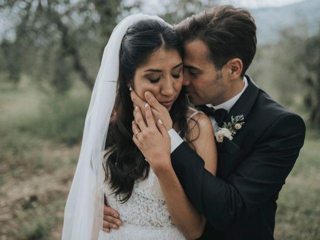 Il matrimonio di Vincenzo  e Laura a Bagno a Ripoli, Firenze 6