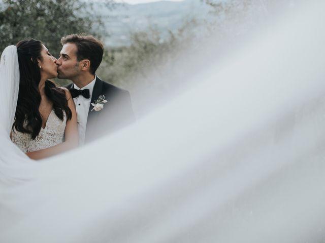 Il matrimonio di Vincenzo  e Laura a Bagno a Ripoli, Firenze 2