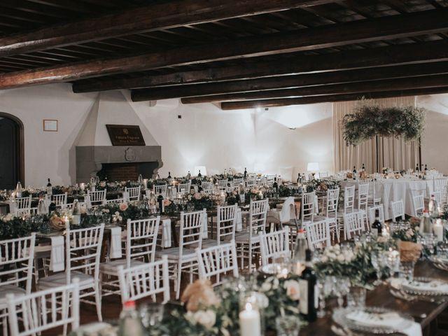 Il matrimonio di Vincenzo  e Laura a Bagno a Ripoli, Firenze 9