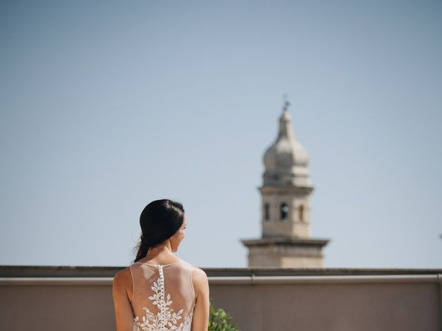 Il matrimonio di Antonio e Nadia a Molfetta, Bari 13