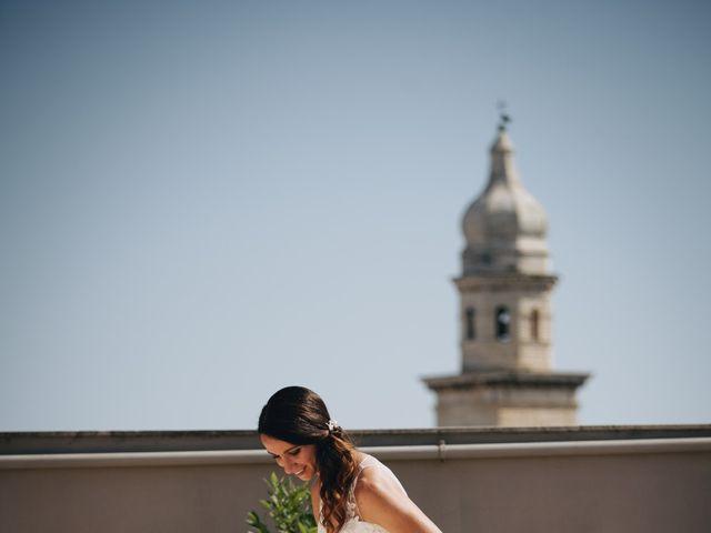 Il matrimonio di Antonio e Nadia a Molfetta, Bari 14