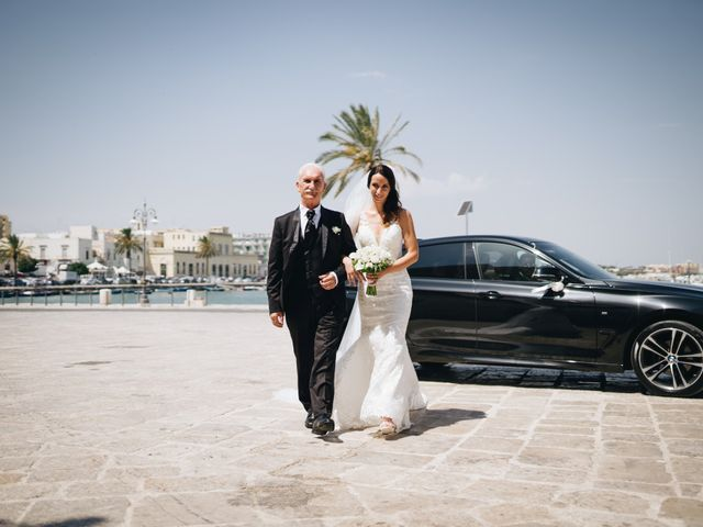 Il matrimonio di Antonio e Nadia a Molfetta, Bari 19