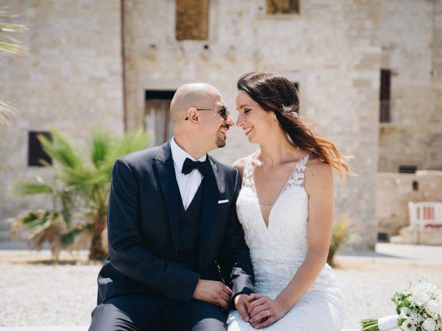 Il matrimonio di Antonio e Nadia a Molfetta, Bari 33