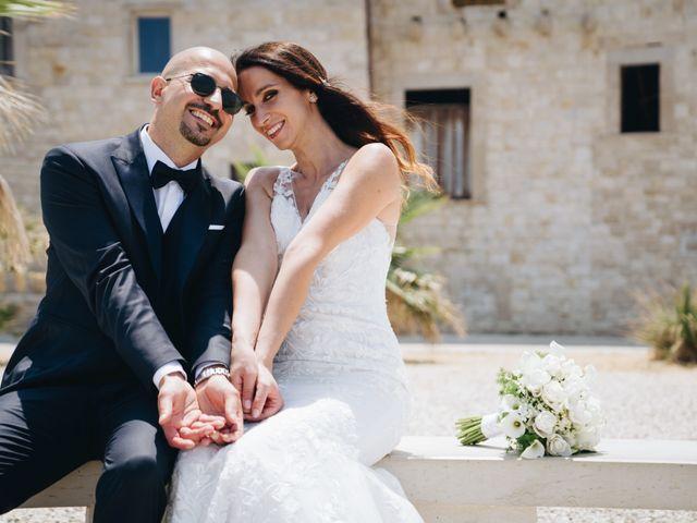 Il matrimonio di Antonio e Nadia a Molfetta, Bari 34