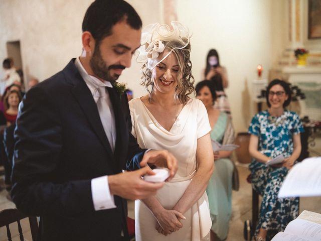 Il matrimonio di Fabrizio e Agnese a Follonica, Grosseto 27