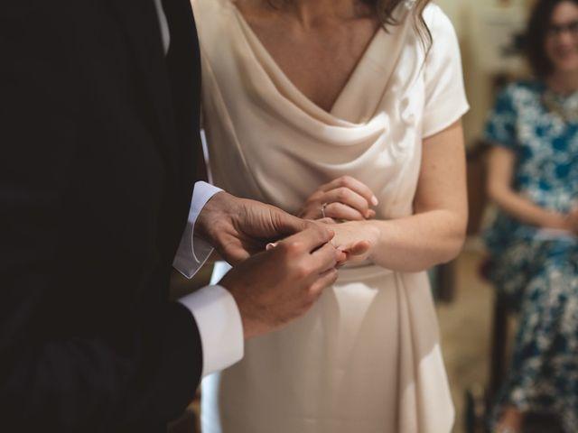 Il matrimonio di Fabrizio e Agnese a Follonica, Grosseto 29