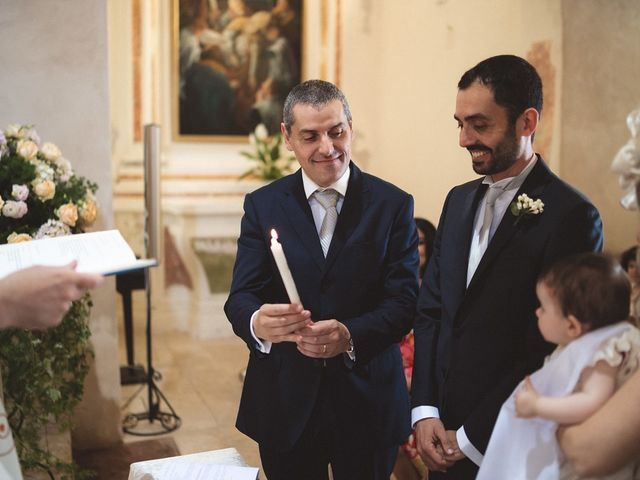 Il matrimonio di Fabrizio e Agnese a Follonica, Grosseto 33