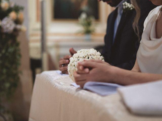 Il matrimonio di Fabrizio e Agnese a Follonica, Grosseto 35