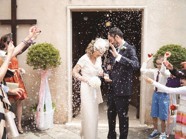 Il matrimonio di Fabrizio e Agnese a Follonica, Grosseto 39