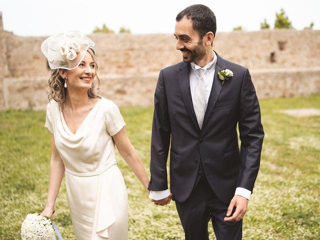 Il matrimonio di Fabrizio e Agnese a Follonica, Grosseto 41