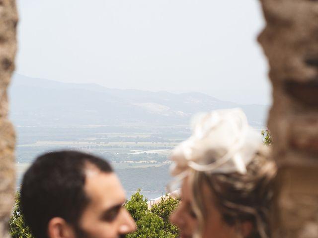 Il matrimonio di Fabrizio e Agnese a Follonica, Grosseto 43