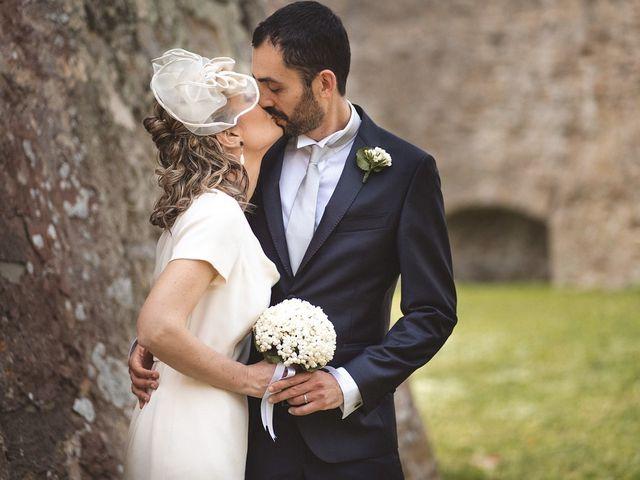 Il matrimonio di Fabrizio e Agnese a Follonica, Grosseto 45
