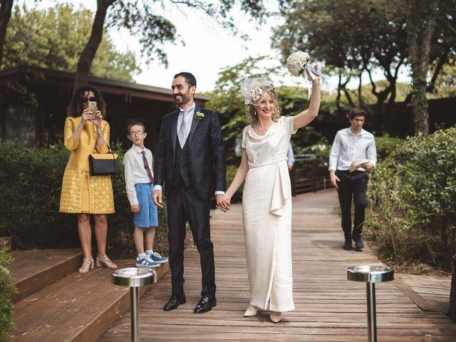 Il matrimonio di Fabrizio e Agnese a Follonica, Grosseto 48