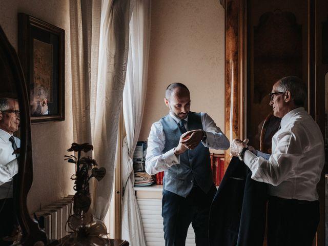 Il matrimonio di Francesco e Rossella a Trani, Bari 13