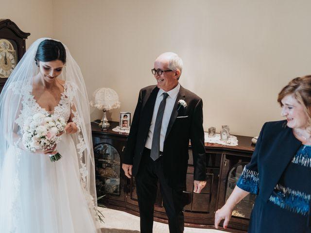 Il matrimonio di Francesco e Rossella a Trani, Bari 35