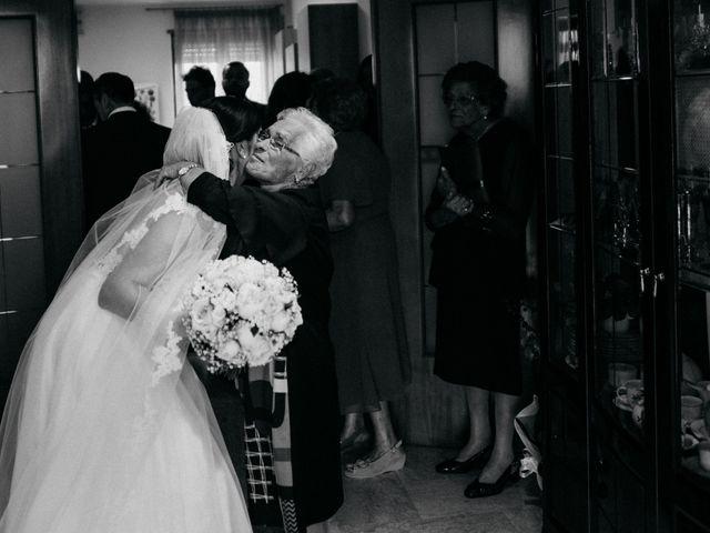 Il matrimonio di Francesco e Rossella a Trani, Bari 36