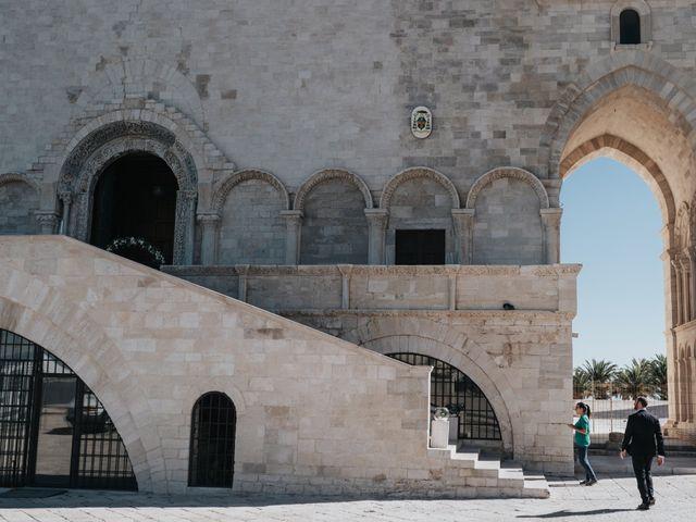 Il matrimonio di Francesco e Rossella a Trani, Bari 42