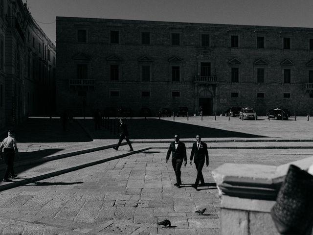 Il matrimonio di Francesco e Rossella a Trani, Bari 43