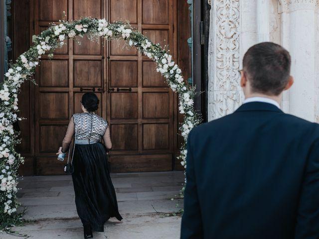 Il matrimonio di Francesco e Rossella a Trani, Bari 45