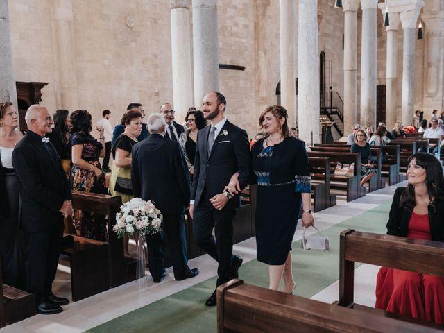 Il matrimonio di Francesco e Rossella a Trani, Bari 46