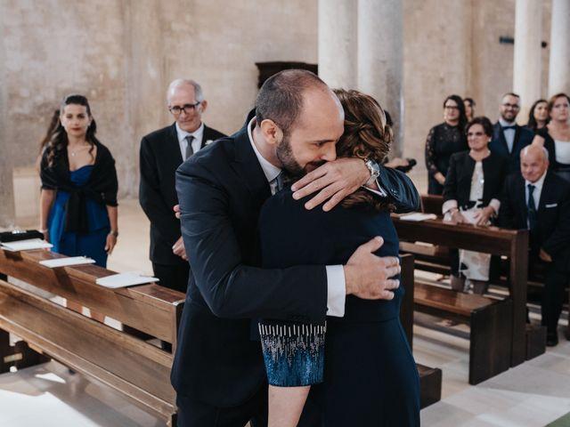 Il matrimonio di Francesco e Rossella a Trani, Bari 47