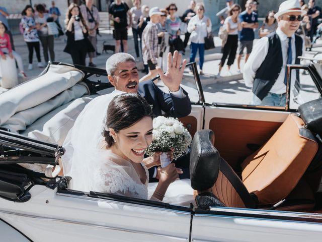Il matrimonio di Francesco e Rossella a Trani, Bari 49