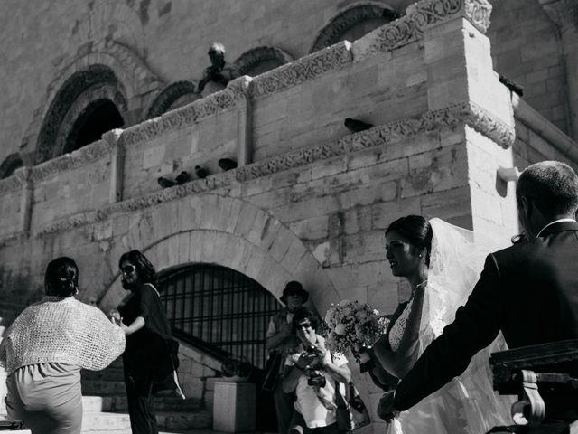 Il matrimonio di Francesco e Rossella a Trani, Bari 51