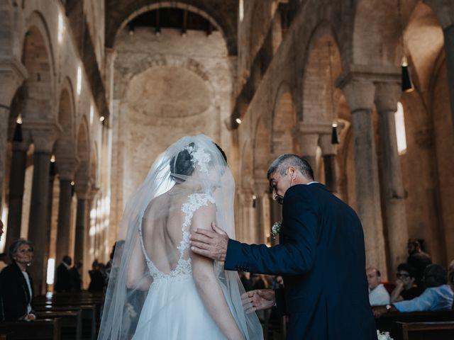 Il matrimonio di Francesco e Rossella a Trani, Bari 56