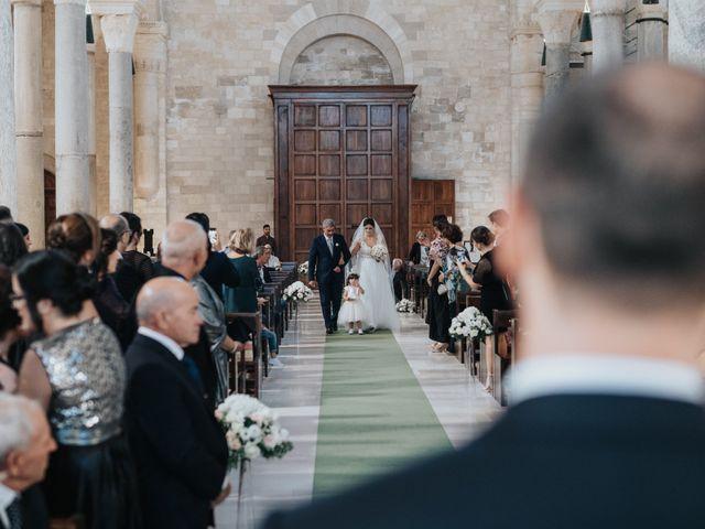 Il matrimonio di Francesco e Rossella a Trani, Bari 57