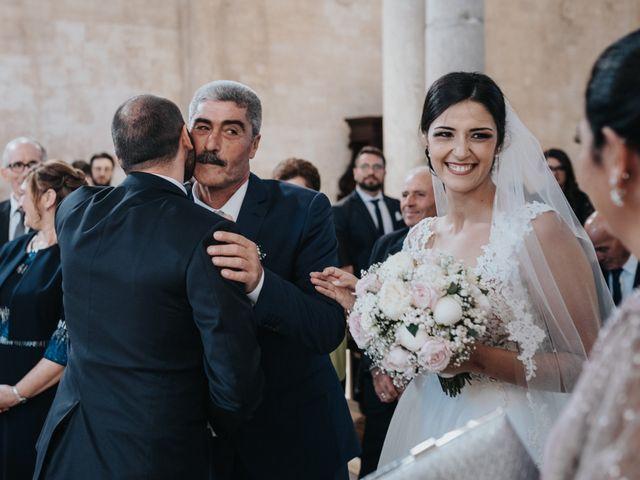 Il matrimonio di Francesco e Rossella a Trani, Bari 58