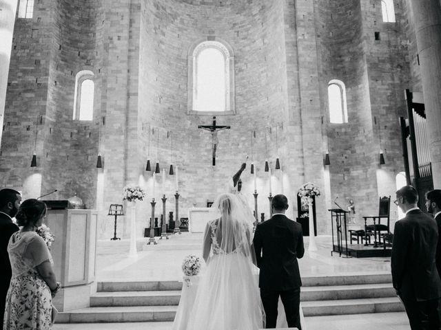 Il matrimonio di Francesco e Rossella a Trani, Bari 62