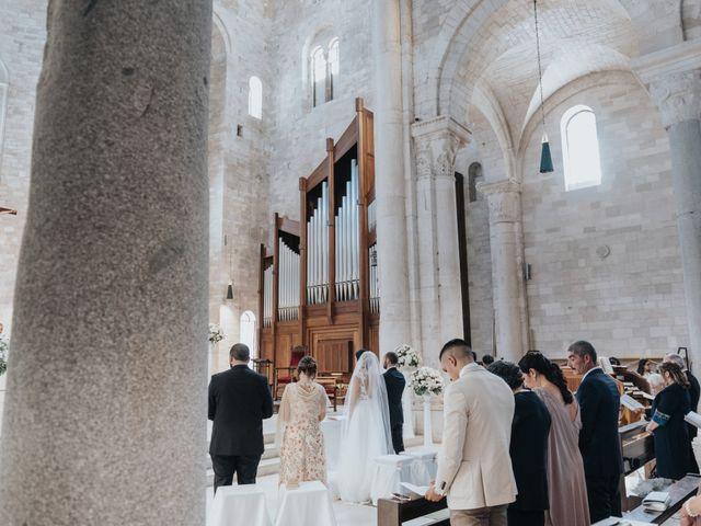 Il matrimonio di Francesco e Rossella a Trani, Bari 63