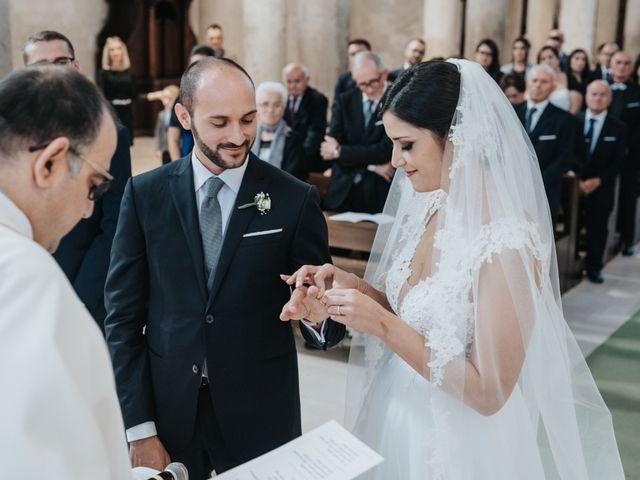 Il matrimonio di Francesco e Rossella a Trani, Bari 72