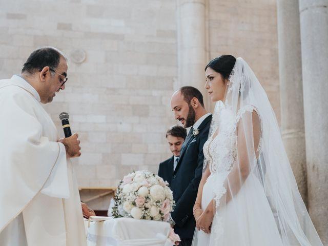 Il matrimonio di Francesco e Rossella a Trani, Bari 74