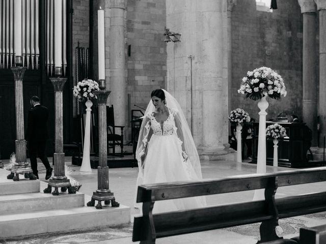 Il matrimonio di Francesco e Rossella a Trani, Bari 77