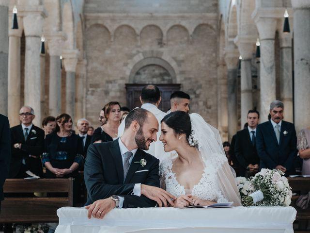 Il matrimonio di Francesco e Rossella a Trani, Bari 80