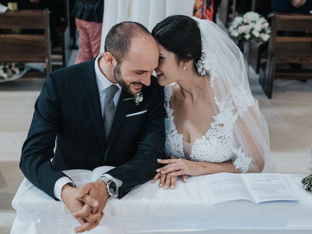 Il matrimonio di Francesco e Rossella a Trani, Bari 81