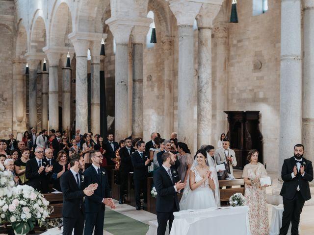 Il matrimonio di Francesco e Rossella a Trani, Bari 85