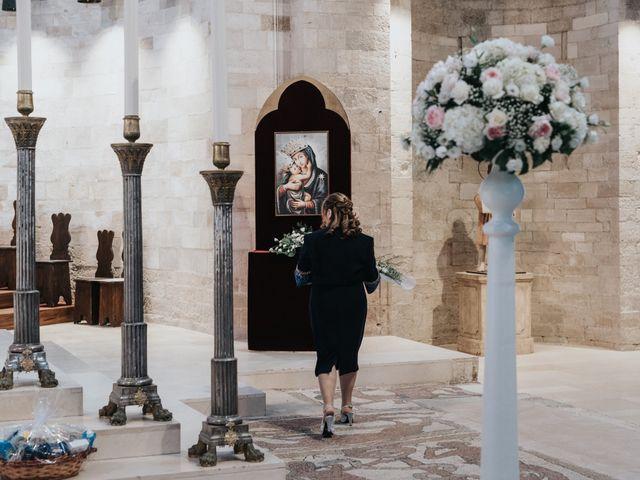 Il matrimonio di Francesco e Rossella a Trani, Bari 87