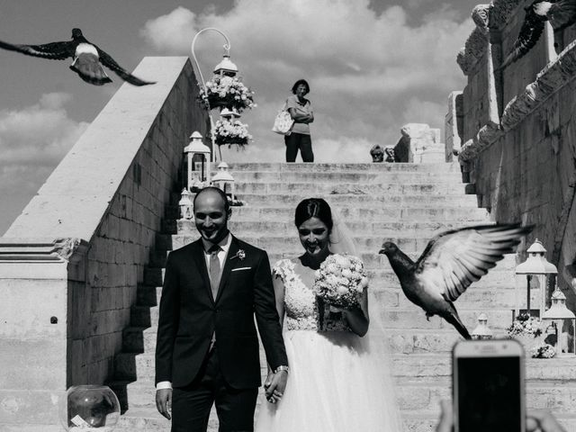 Il matrimonio di Francesco e Rossella a Trani, Bari 89
