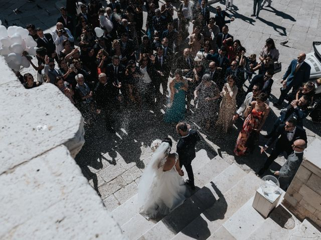 Il matrimonio di Francesco e Rossella a Trani, Bari 90