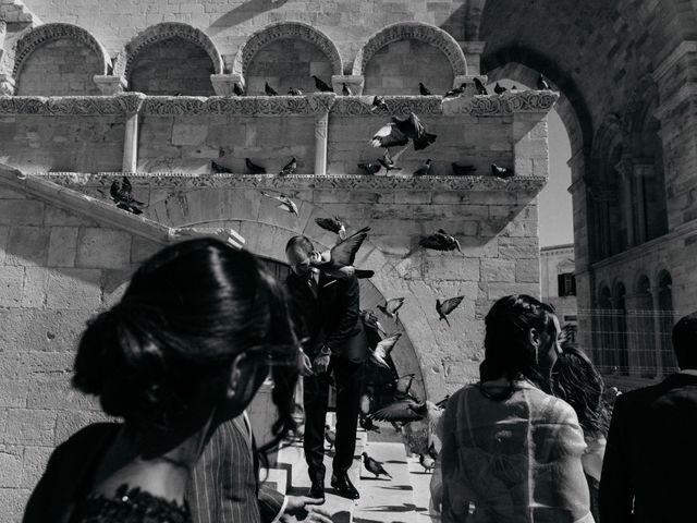 Il matrimonio di Francesco e Rossella a Trani, Bari 92