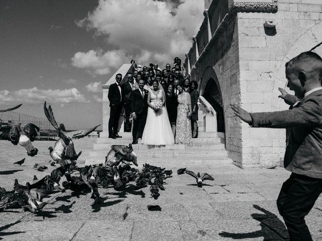 Il matrimonio di Francesco e Rossella a Trani, Bari 93